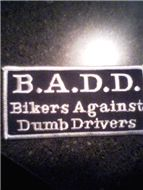 Bikers Against Dumb Drivers